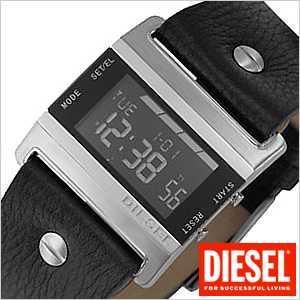 98364e9874cc Poner a hora un reloj digital Diesel modelo DZ 7081